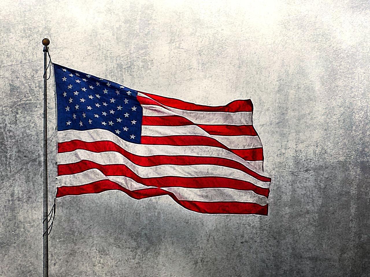 american flag, usa flag, flag